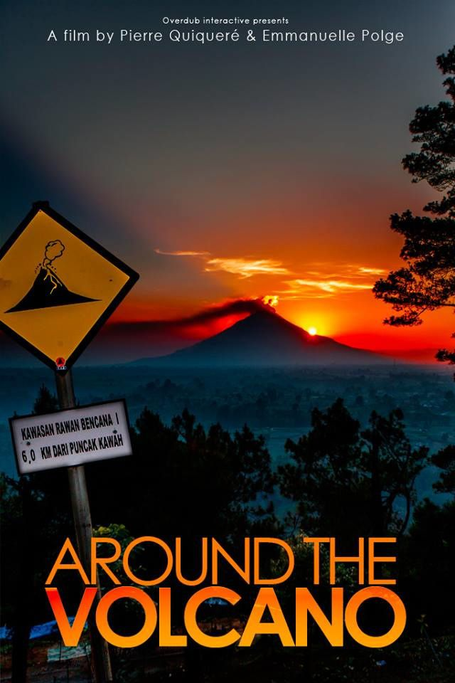 Around the Volcano ...