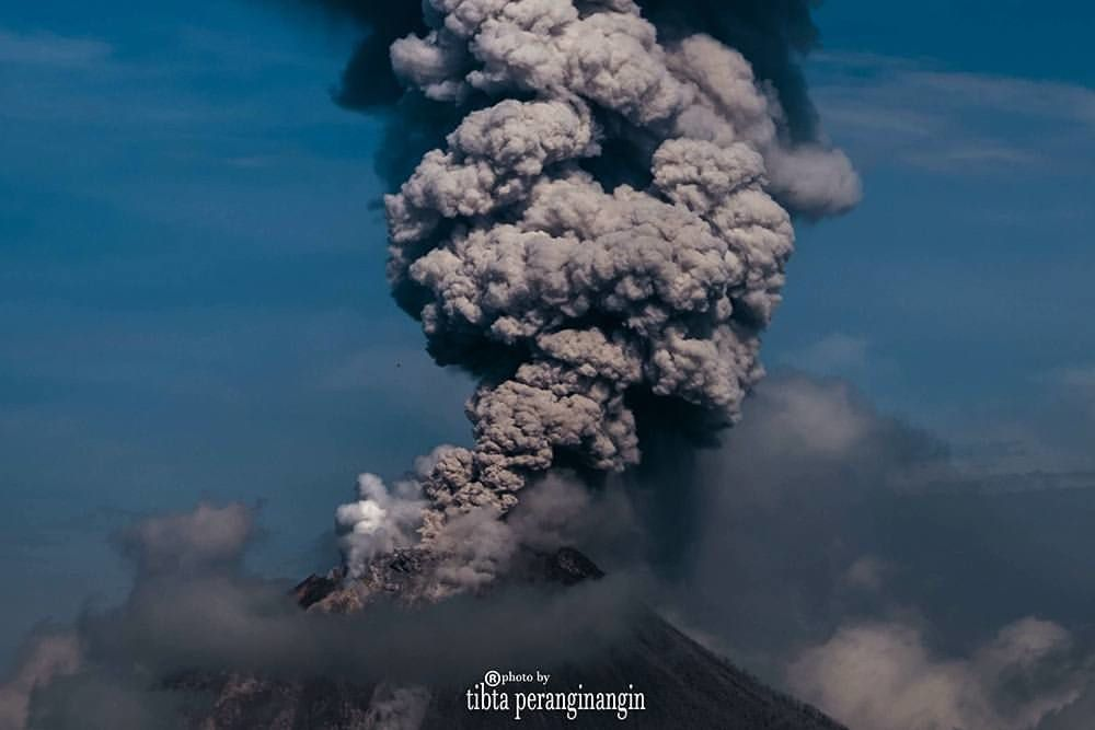Sinabung - 08/05/2016 - photo Tibta Peranginangin