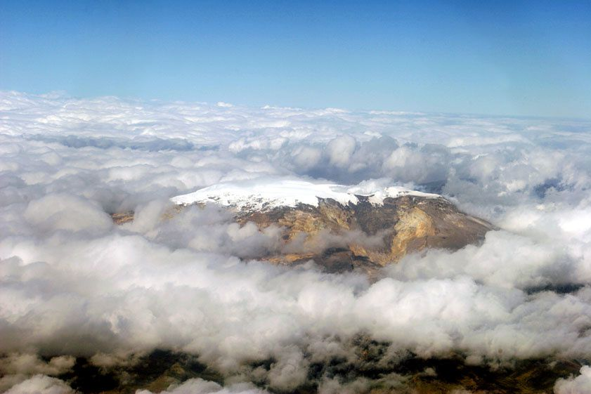 Nevado Santa Isabel - photo Alejandra Quintero Sinisterra / Flickr