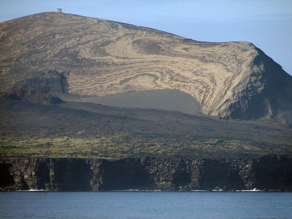 L'île de Surtsey - photo CanonS2