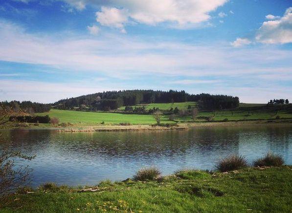 Maar de Costaros - photo Tourism in Ht. Loire