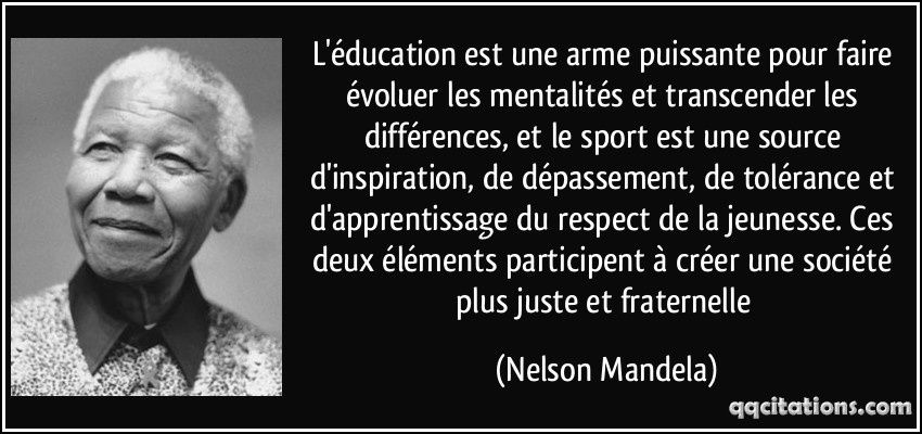 Citations sur l'éducation