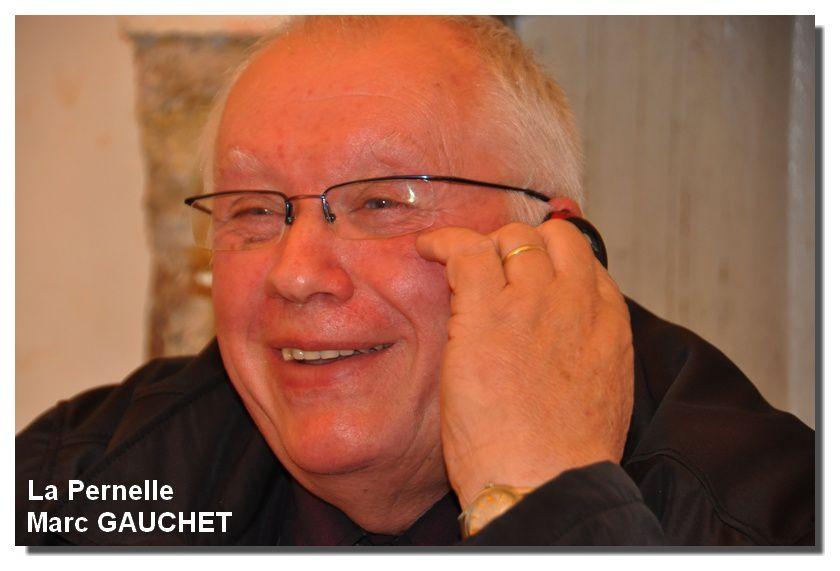Marc GAUCHET maire sortant doit conserver son écharpe sans problème