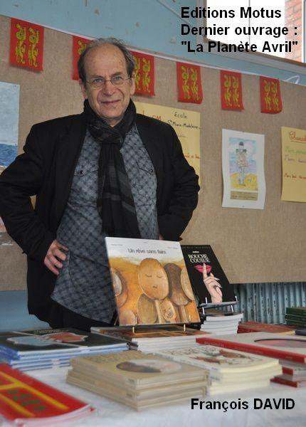 Barfleur : 4éme salon du livre 20 avril