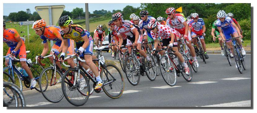 le tour du Cotentin : la course cycliste du week-end