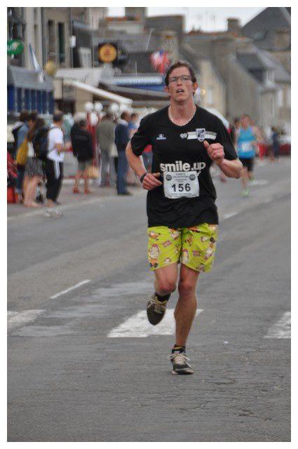Semi-marathon de la Côte des Vikings : Saint Vaast la Hougue