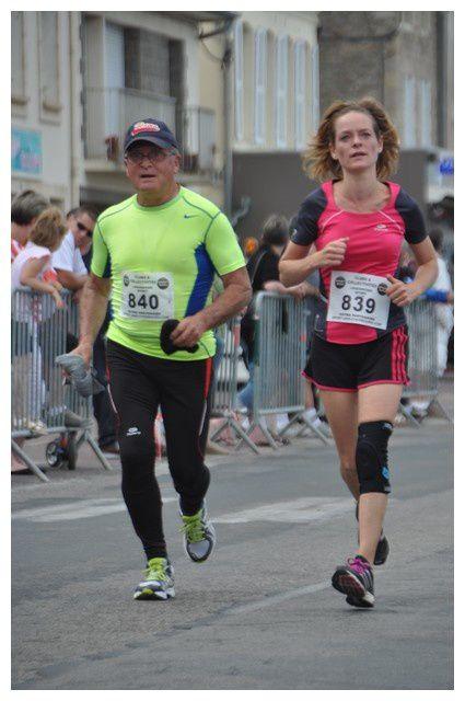 Course de l'huitre à saint Vaast la Hougue