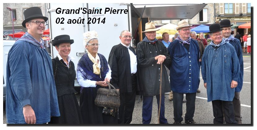 Saint Pierre Eglise : la grand'Saint pierre