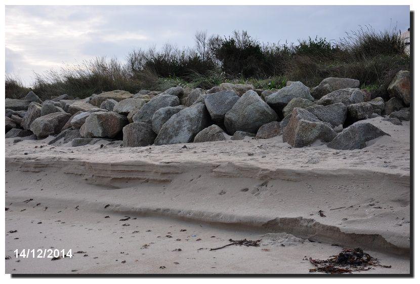 Sur la Côte des Vikings : De l'Anse du Hommet vers la Pointe de la Loge