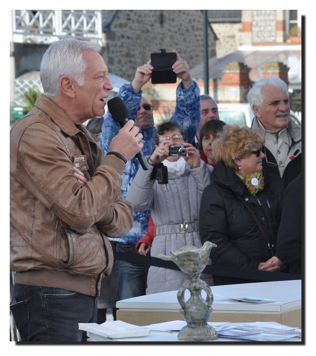 Vu à la télé, Midi en Fance à Barfleur (2/3)
