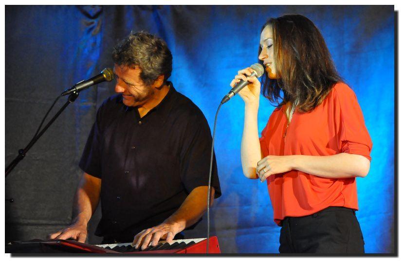 Miranda Leroy et Dany Pinel Quettehou (14/06/2015)