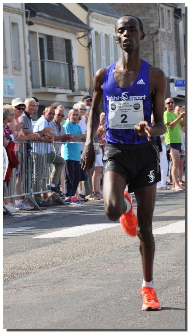 Semi marathon, Côte des Vikings Gatteville à  Saint Vaast