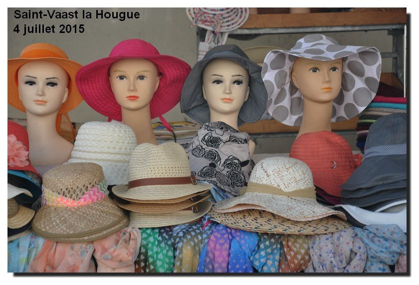 Saint Vaast la Hougue : cap sur le marché hebdomadaire du samedi