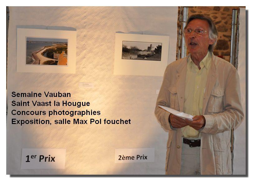 Saint-Vaast la Hougue, Semaine Vauban, Concours de photographies