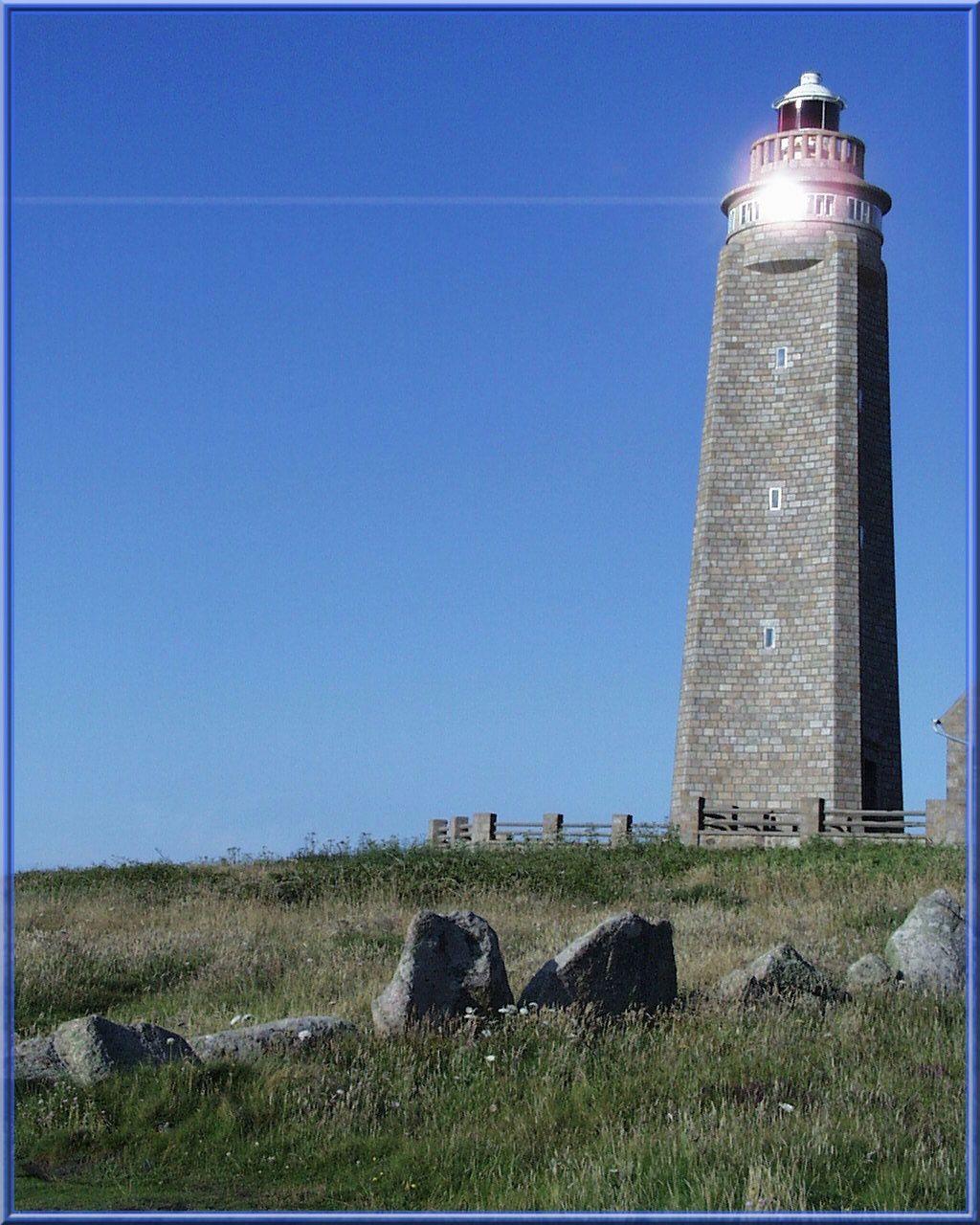 Sur la Côte des Vikings de Barfleur à cap Lévy