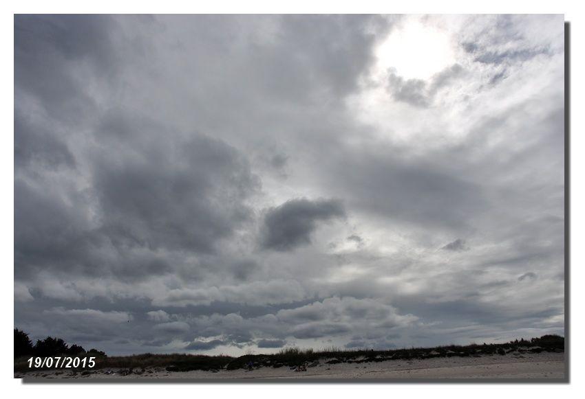 Val de Saire : Juillet, la couleur du ciel