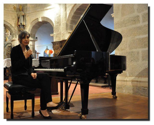 Barfleur, Eté musical avec Claire DESERT