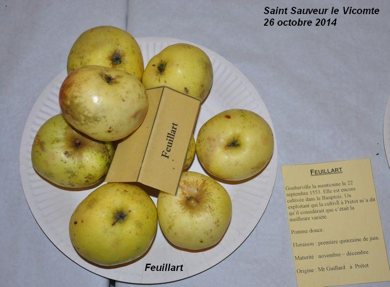 Gilles de Gouberville, les pommes et le cidre