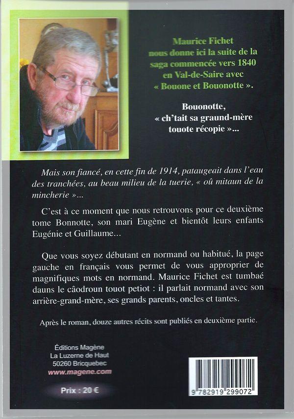 "Maurice FICHET : ""Bouonotte et les syins"""