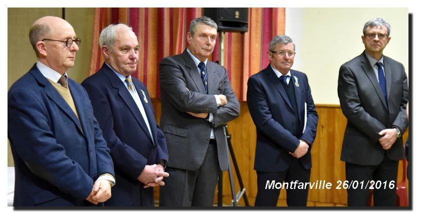 Montfarville : les voeux dans les collectivités
