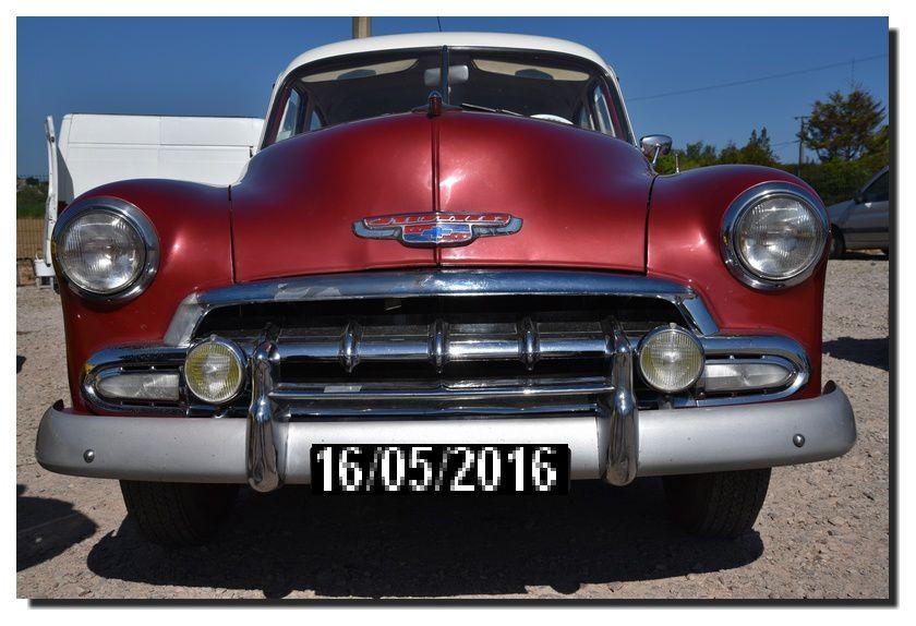 Barfleur, exposition de voitures de collection