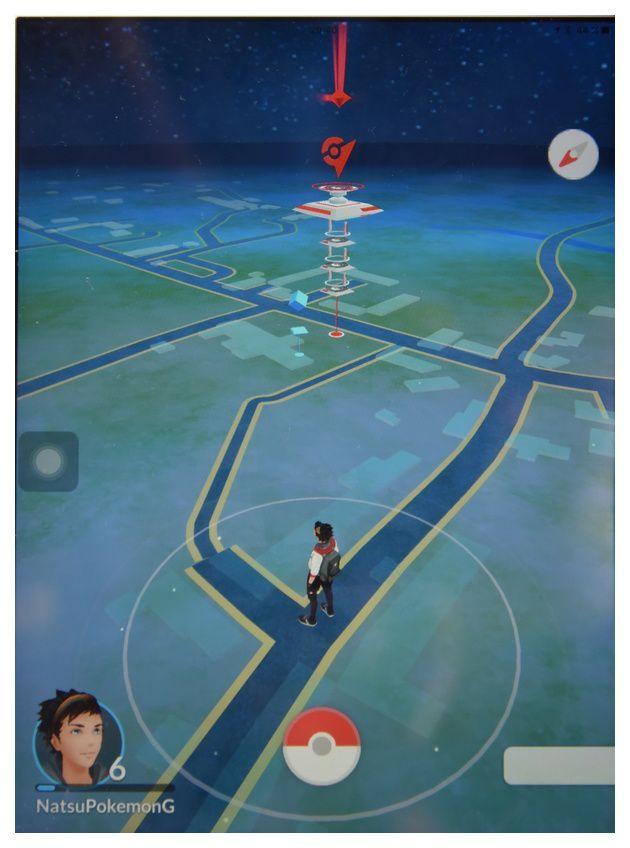 "A valcanville, l'arène ""Pokémon"" convoitée"
