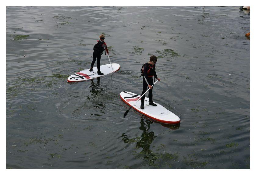 du paddle