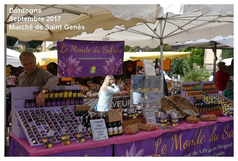 Un des 3000 producteurs français de safran