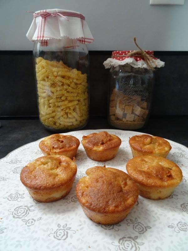 Les muffins de Marie !!!