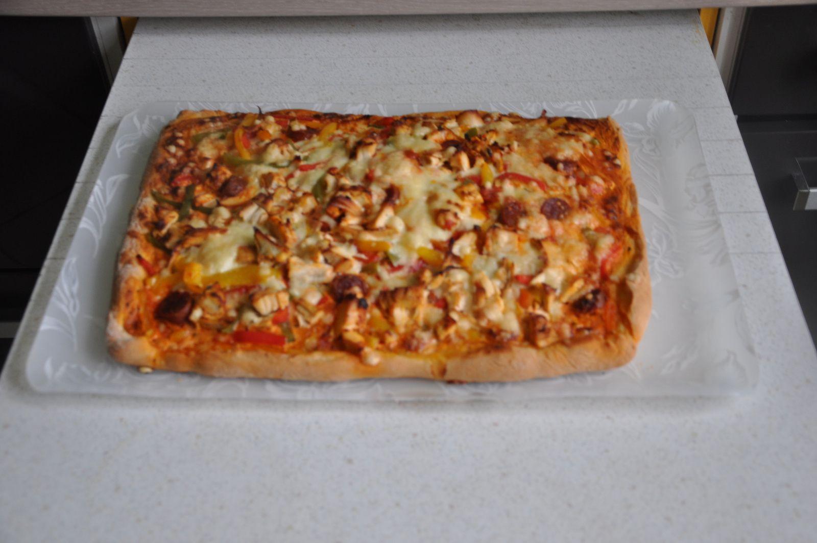 Pizza rapido !!!!