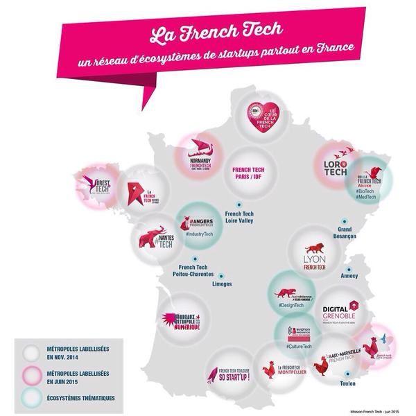 Attirer en France les start-up portées par des créateurs étrangers