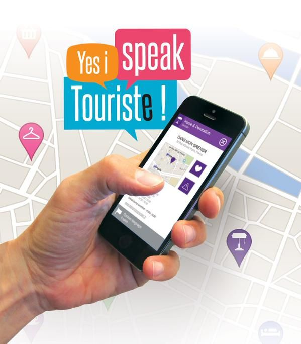 "Do you speak touriste ? ""Yes, we do"" répondent le CRT IdF et la CCI Paris IdF"