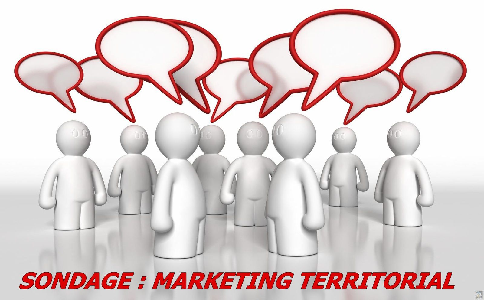 Marketing territorial : le grand sondage 2015