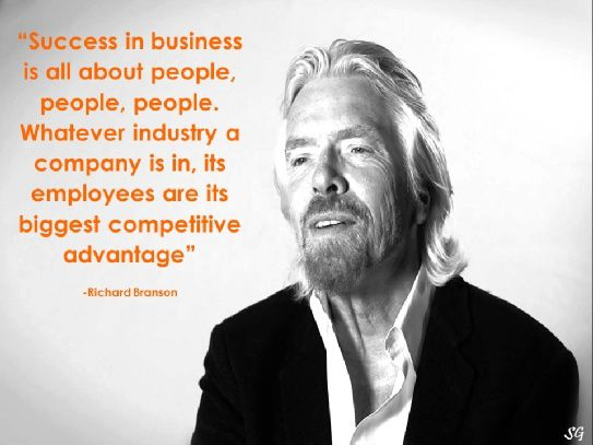 Parole d'experts : Sir Richard Branson