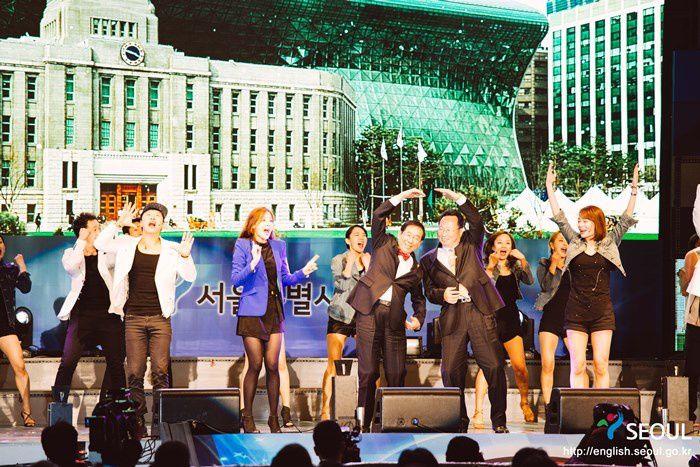 Seoul se dote d'une nouvelle marque controversée