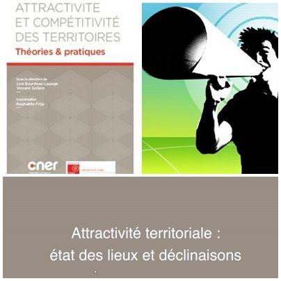 Vidéo avec le CNER. Attractivité territoriale : état des lieux et déclinaisons