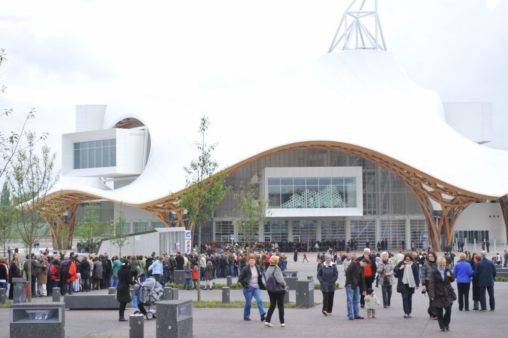 (c) Centre Pompidou Metz, Site INternet, 2017