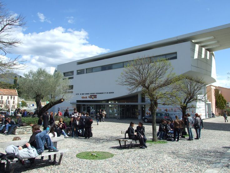 (c) Université de Corse