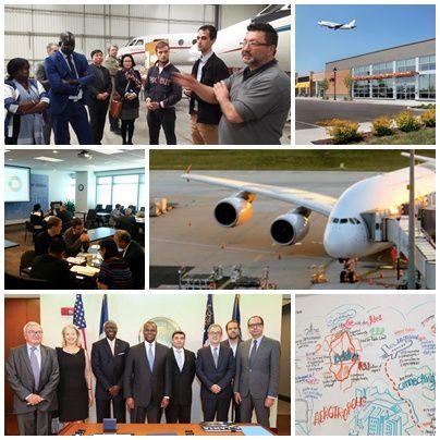 Le marketing territorial des places aéroportuaires / Aerotropolis