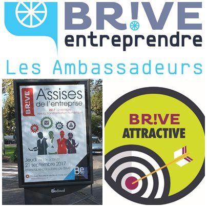 Brive &amp&#x3B; le marketing économique, une affaire de caractères