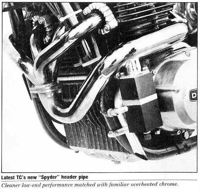 Kawasaki Z1R TC ou les aventures du saucisson Turbo