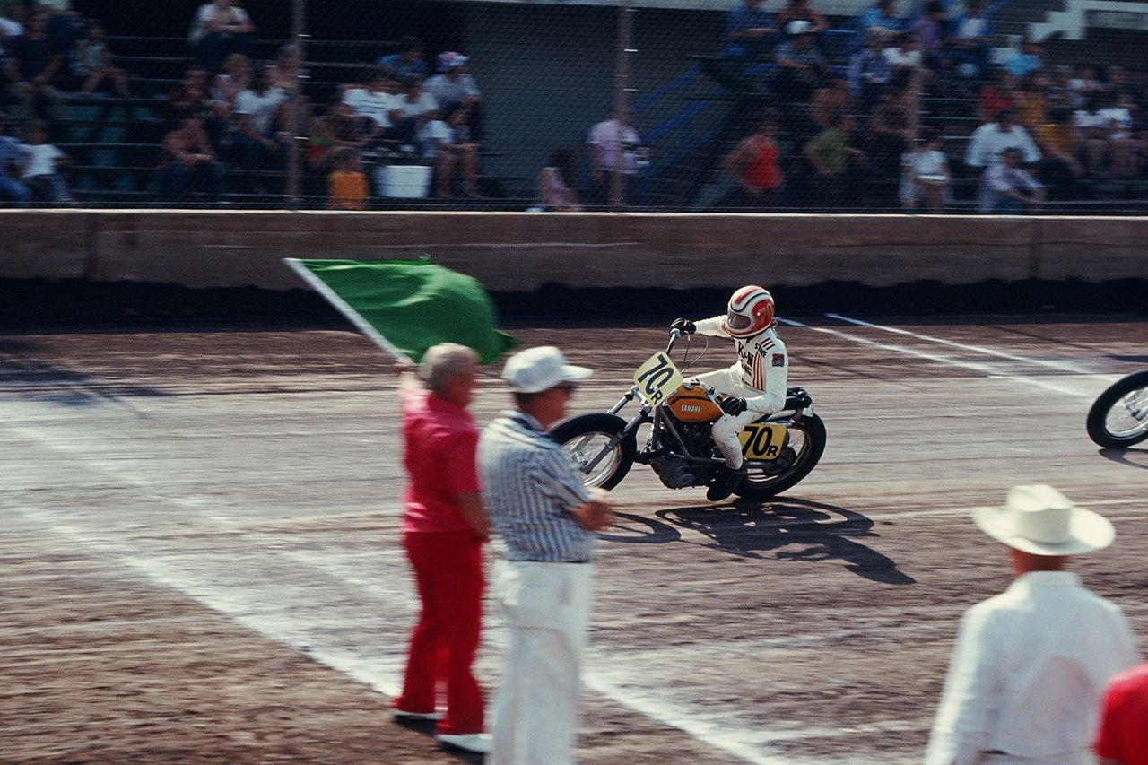 Evel comes to Cooperville