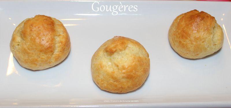 Gougères