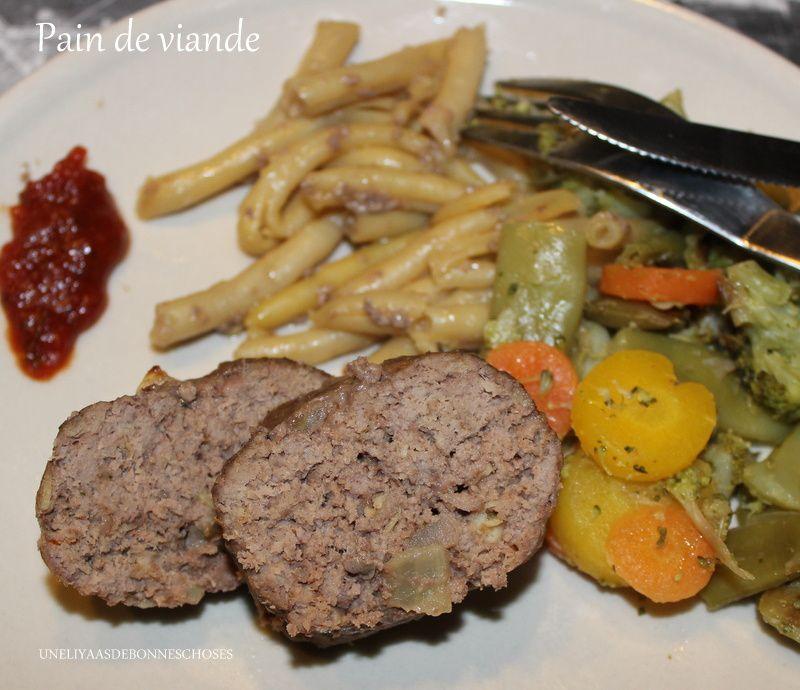 Pain de viande(Jamie Oliver)