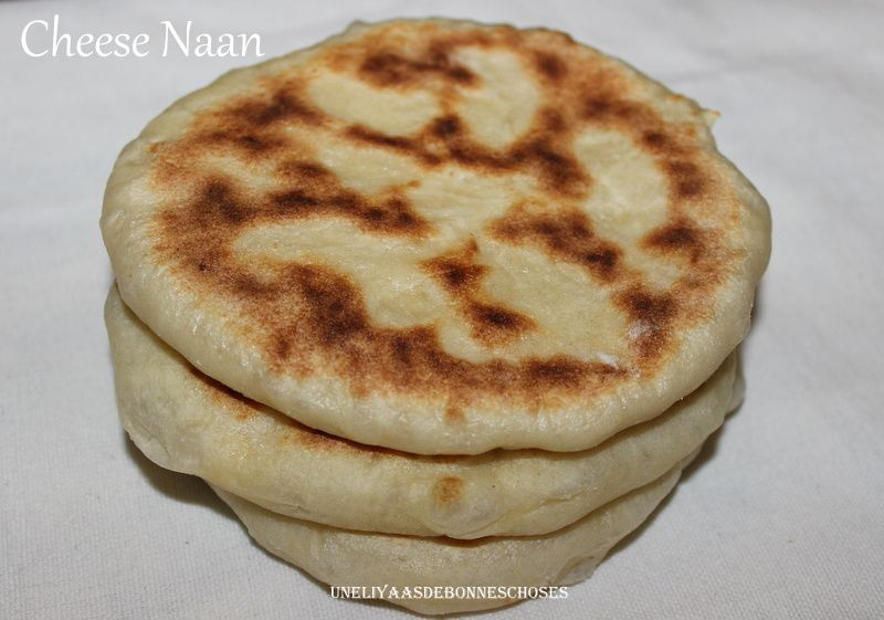 Cheese Naan...