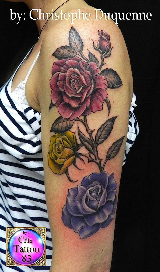 flowers-tattoo