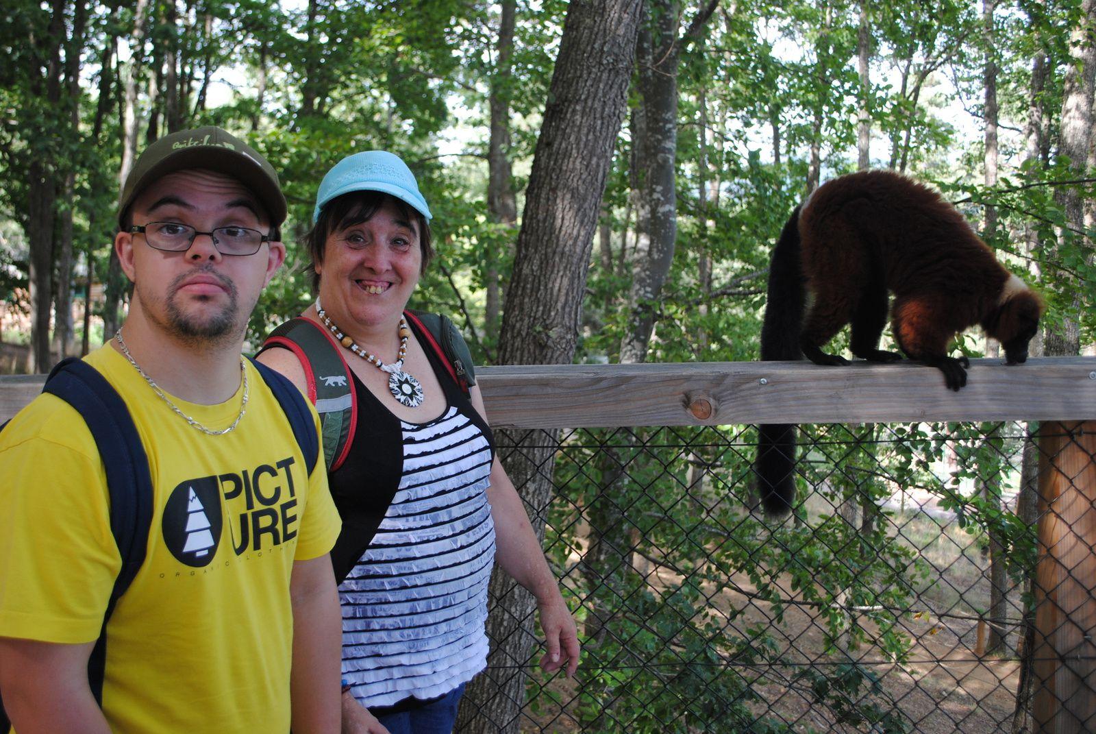 Visite du parc animalier d'Ardes sur Couze: Souvenir de cet été...