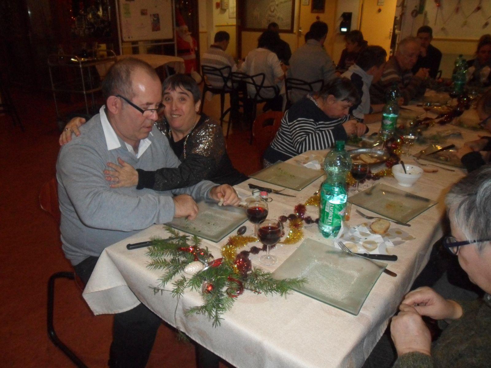 Repas de Noël au Fmb