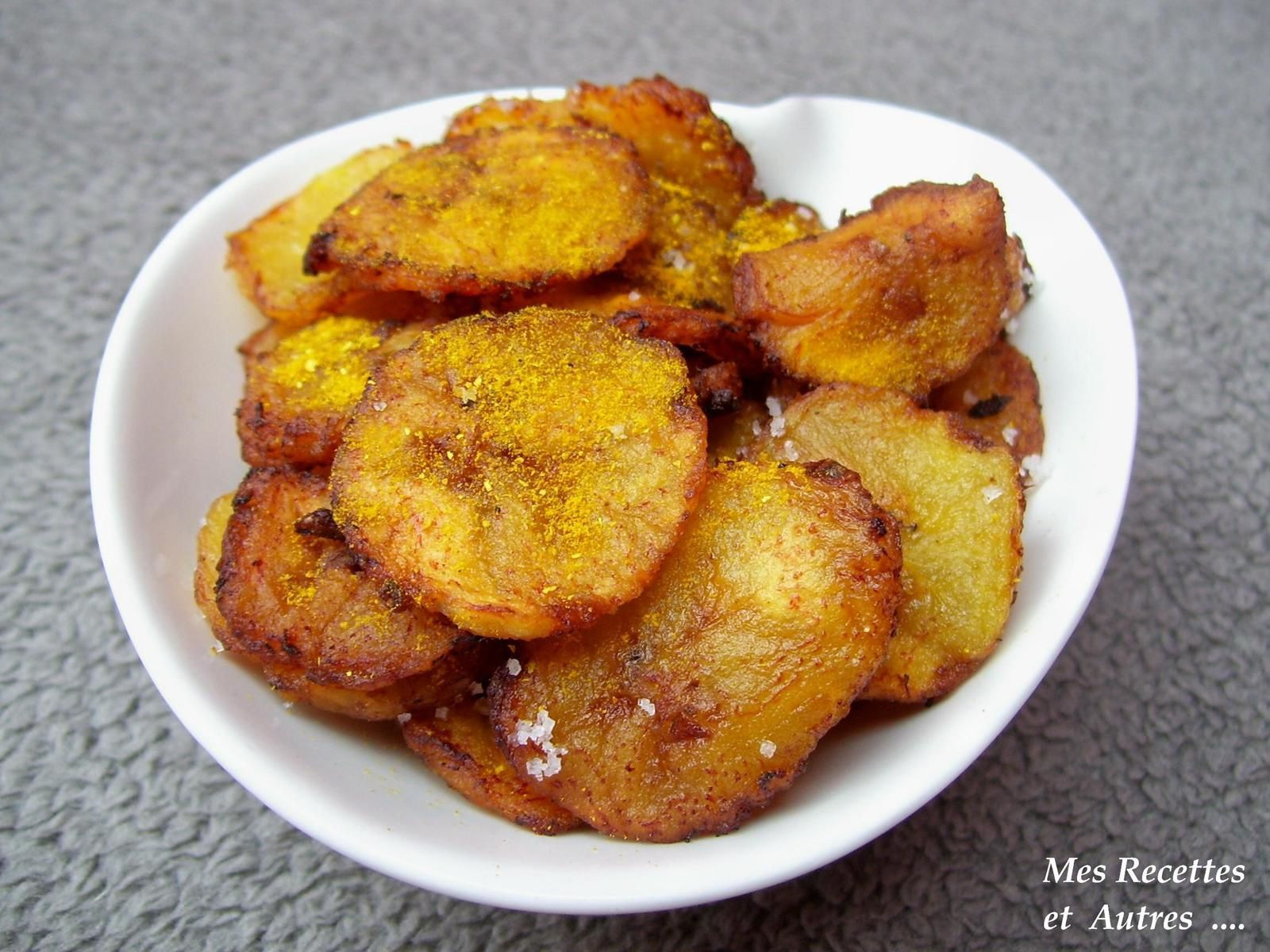 Chips de Bananes Plantains