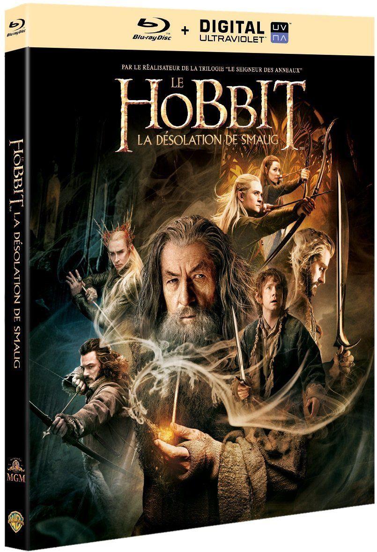 Le Hobbit : la désolation de smaug en dvd/blu-ray version classique